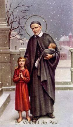 St. Vincent de Paul | Resources for Catholic Faith Education | Scoop.it