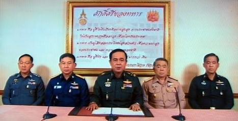 All protesters dispersed by soldiers; PDRC jubilant - The Nation | Asia-Pacific developments | Scoop.it