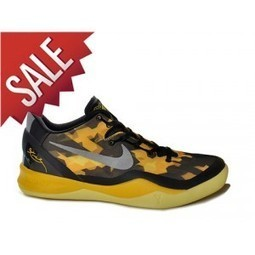Womens2013 Zoom Kobe 8 Away Black Maize Shoes For Sale | Nike Lebron 10 | Scoop.it