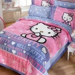 Hello Kitty Toddler Bedding | Bedroom Decor | Scoop.it