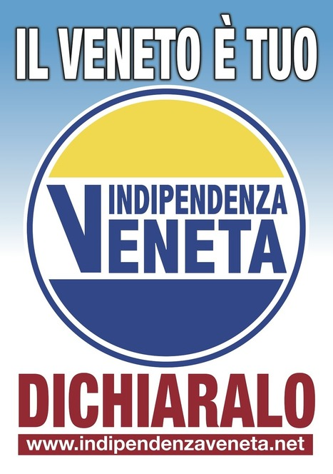 Veneto wants to win Independence from Rome | Codogne' Treviso Veneto Italy | Google+ one post at the time | Scoop.it