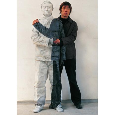 The invisible man: Liu Bolin's camouflage artwork - Telegraph | Art contemporain Photo Design | Scoop.it