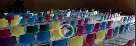 Chairs are like Facebook | EnglishCentral World Report | Scoop.it