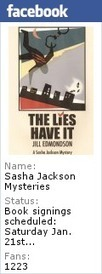Sasha Jackson Mysteries: Libraries are your friends! | Creating a LibraryAware Community | Scoop.it