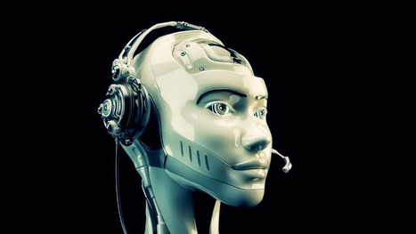 Freakishly realistic telemarketing robots are denying they're robots | Cyborg | Scoop.it