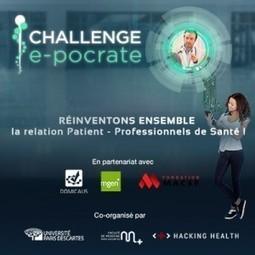 Place à l'innovation avec le Challenge E-Pocrate ! - Club Digital Santé   Buzz e-sante   Scoop.it