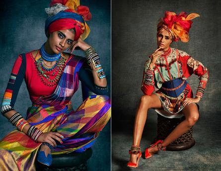 India Art n Design inditerrain: Fashion & Art: a Potent Potion! | India Art n Design - Design | Scoop.it