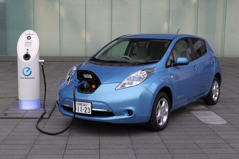 Will plug-in electric cars crash the electric grid? | Hot Upcoming Events!  News!  Random Thoughts | Scoop.it