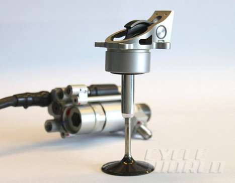 Valve Control 101- Part 3 of 3: Pneumatics- Kevin Cameron | Ductalk Ducati News | Scoop.it