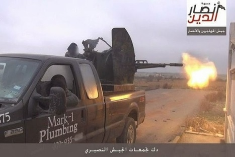 Texas plumber's Ford truck ends up with terrorists | Onenaija News | Scoop.it
