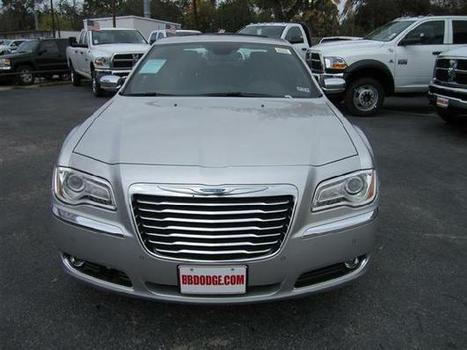 Silver 2012 Chrysler 300 4dr Sdn V6 Limited RWD | super cars | Scoop.it