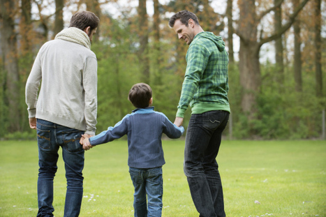 Gay Dads' Brains Develop Just Like Those of Straight Parents, Study Finds | Gay Parenting | Scoop.it