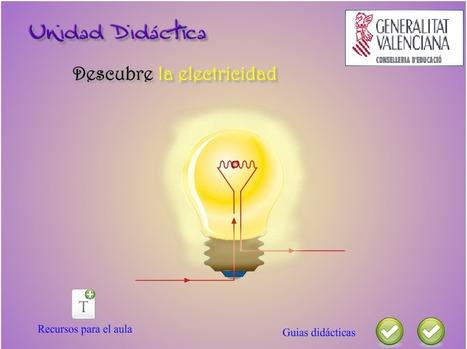 Unidad didáctica descubre la electricidad | Ele | Scoop.it
