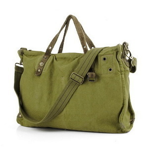 Fantastic canvas cross shoulder satchles handbags unisex from Vintage rugged canvas bags | personalized canvas messenger bags and backpack | Scoop.it