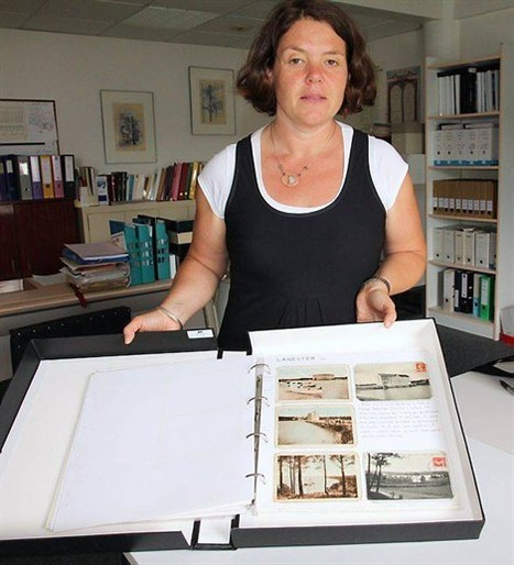 Les archives municipales renferment des trésors , Lanester 19/08/2011 - ouest-france.fr | GenealoNet | Scoop.it