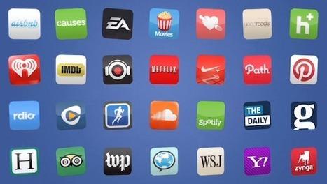 [Nouveau] Facebook déploie ses applications Timeline | FrenchWeb.fr | Social Media Curation par Mon Habitat Web | Scoop.it