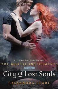 Cover reveal of Cassandra Clare's 'City of Lost Souls' | librariansonthefly | Scoop.it