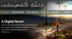 Inanimate Alice | Goodreads & Infobits | Scoop.it