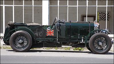 Deux Bentley Blower 1930 à la course Mille Miglia - Auto123.com | Histoire du sport automobile : le passé au présent... | Scoop.it