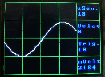 Arduino powered 5 Million samples per second oscope | Digital v.s Analog | Scoop.it