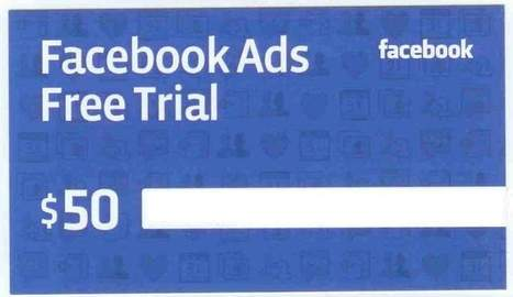 How to get facebook ad coupon code for free worth $50/$25/$100 [RESOLVED]-HANGUP | Hudixt | Scoop.it