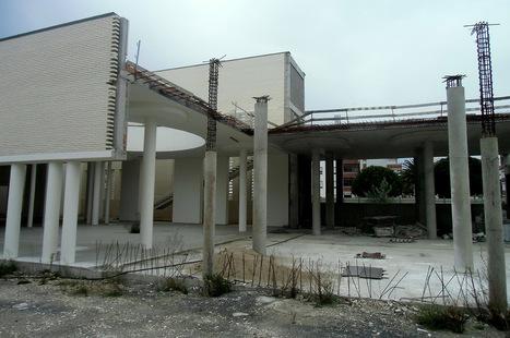 Obras na Escola Secundária de Alverca podem ficar mais dois anos paradas   Xira News   Scoop.it