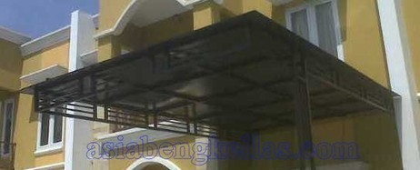 Harga Kanopi Rumah Minimalis KM002 | ASIA Bengkel Las | Asia Bengkel Las | Scoop.it