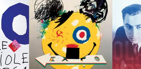 Pierre Bernard, conscience sociale du graphisme, disparaît à l'âge de 73 ans   To Art or not to Art?   Scoop.it