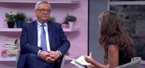 Laetitia Nadji, Juncker et YouTube : pourquoi tant de drama ?  | Community Management Post | Scoop.it