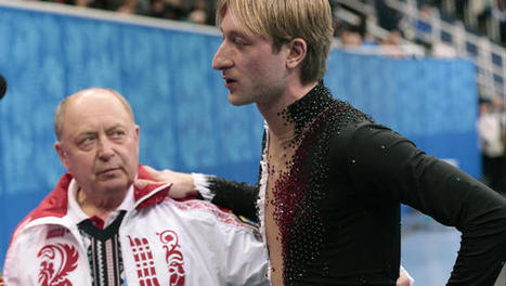 Report: Star skater Evgeni Plushenko's back surgery to be broadcast live - CBS News | Orthopedic surgery | Scoop.it