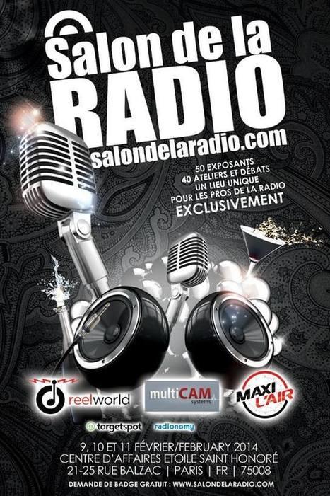 Salon de la Radio : demandez votre badge ! | Radio 2.0 (En & Fr) | Scoop.it