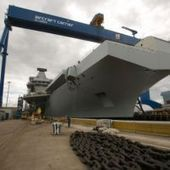 Carrier HMS Queen Elizabeth to be 'christened' with whisky in ... | whisky | Scoop.it