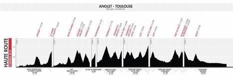 La Haute Route cycliste passera en vallée d'Aure et Louron du 23 au 25 août 2016 | Vallée d'Aure - Pyrénées | Scoop.it