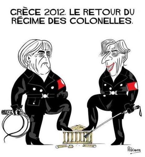 Grèce : un triste anniversaire   Bakchich   Union Européenne, une construction dans la tourmente   Scoop.it