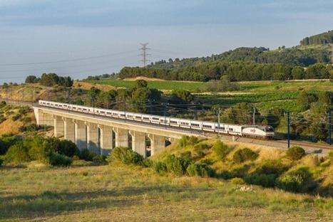 LOW-TECH MAGAZINE: High Speed Trains are Killing the European Railway Network | Tudo o resto | Scoop.it