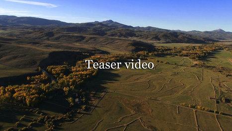 Elk River Ranch teaser - Aerial Imaging Productions | Aerial Video | Scoop.it