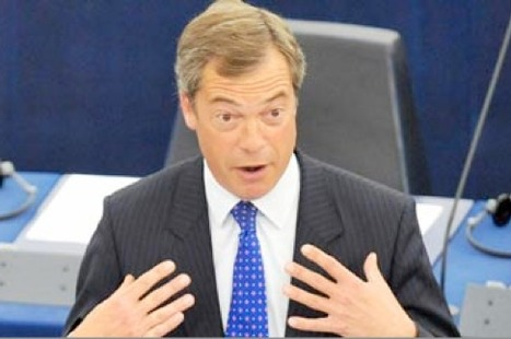 Nigel Farage - Where is Europe's Gold? | Gold and What Moves it. | Scoop.it