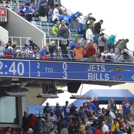 At least 39 spectators have fallen at stadiums in last decade - Buffalo News | Sports Facility Management | Scoop.it