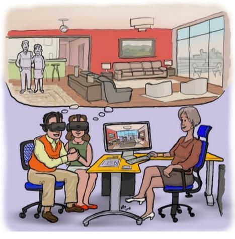 La realidad virtual transforma el sector inmobiliario | Ordenación del Territorio | Scoop.it