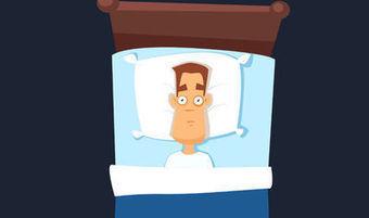 Troubles du sommeil liés au stress au travail : la sophrologie vient à la rescousse   Les Verseurs d'Eau   Scoop.it