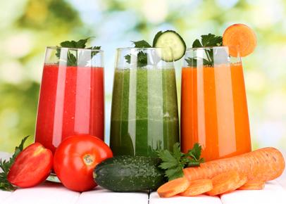 Recettes saines de jus de légumes pour detox d'été - Live young blog   Anjayati : centre de bien-être   Scoop.it