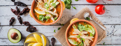 Tortilla Soup | Vegan Food | Scoop.it