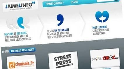 J'aime l'info: una plataforma francesa de crowdfunding y periodismo participativo | Periodismo Ciudadano | Periodismo Ciudadano | Scoop.it