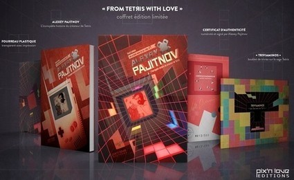L'incroyable histoire du créateur de Tetris | Remarquables | Scoop.it