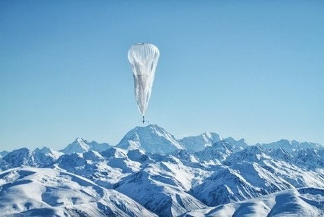 Google's Project Loon close to launching balloons | 3D Virtual-Real Worlds: Ed Tech | Scoop.it