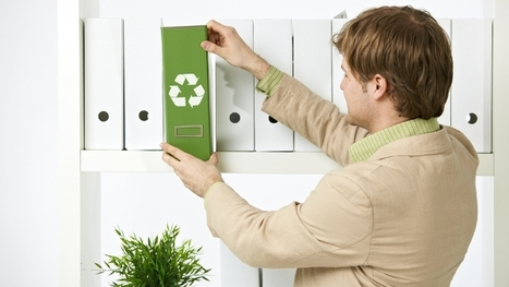 50+ Ways to Green Your Workday | Office Environments Of The Future | Scoop.it