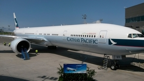 Boeing Delivers 50th Extended Range Aircraft to Cathay Pacific Airways | Airline Industry | Scoop.it
