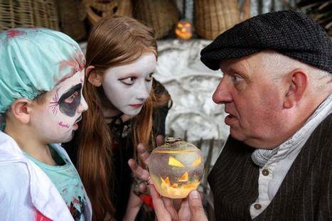 L'Halloween, la fête qui conjure la mort - Couleurs irlandaises | Merveilles - Marvels | Scoop.it