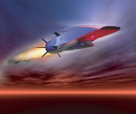 Boeing/USAF X-51 WaveRider | Best of What's New 2013 | Popular Science | Daily Magazine | Scoop.it