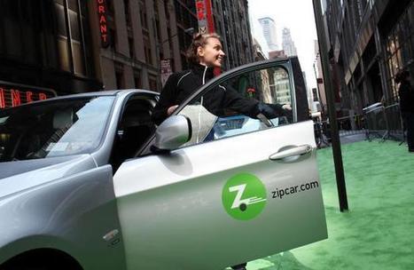 L'auto-partage, un service qui commence à carburer | Economie Responsable et Consommation Collaborative | Scoop.it